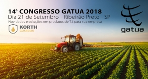 Korth participa do Congresso Gatua 2018